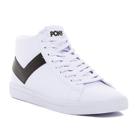 Pony Shoes | Pony Top Star High Tops